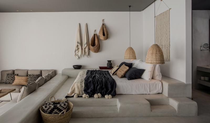 El Casa Cook de Ibiza abrirán en el verano de 2019. Foto: Habitación del Casa Cook Rhodes.