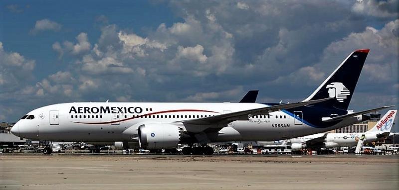 Aeroméxico nombra una nueva directora comercial de Ventas para España