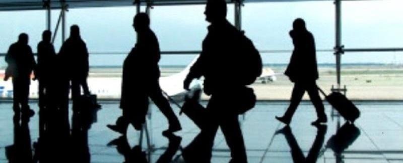 El tráfico mundial de pasajeros reporta el menor aumento en cuatro años