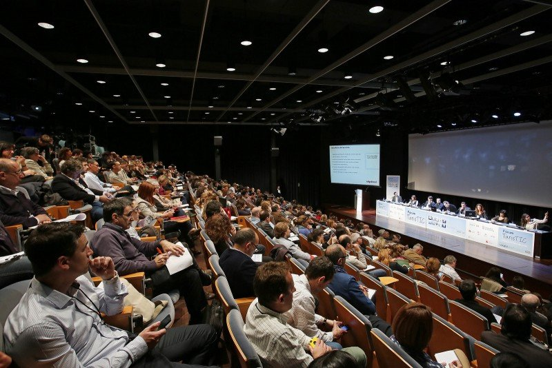 El turismo de congresos tiene una importante capacidad de desarrollo.