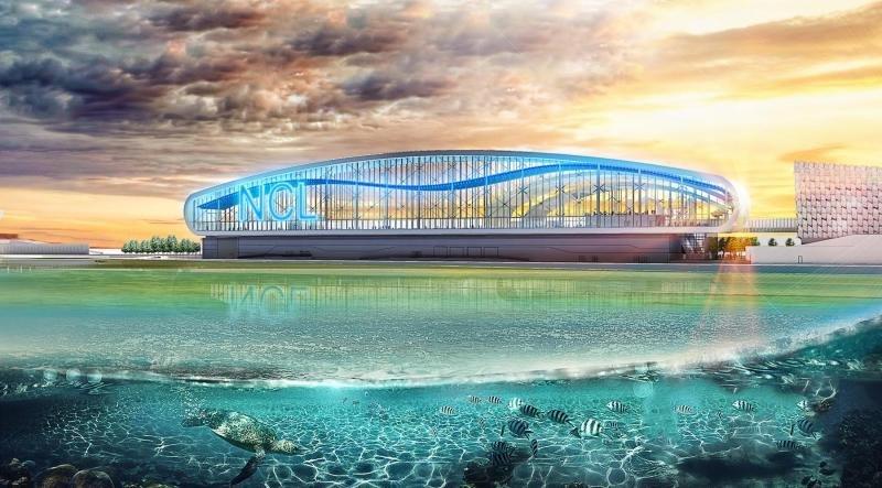 La construcción de la nueva terminal comenzará en mayo. Foto: Bermello Ajamil