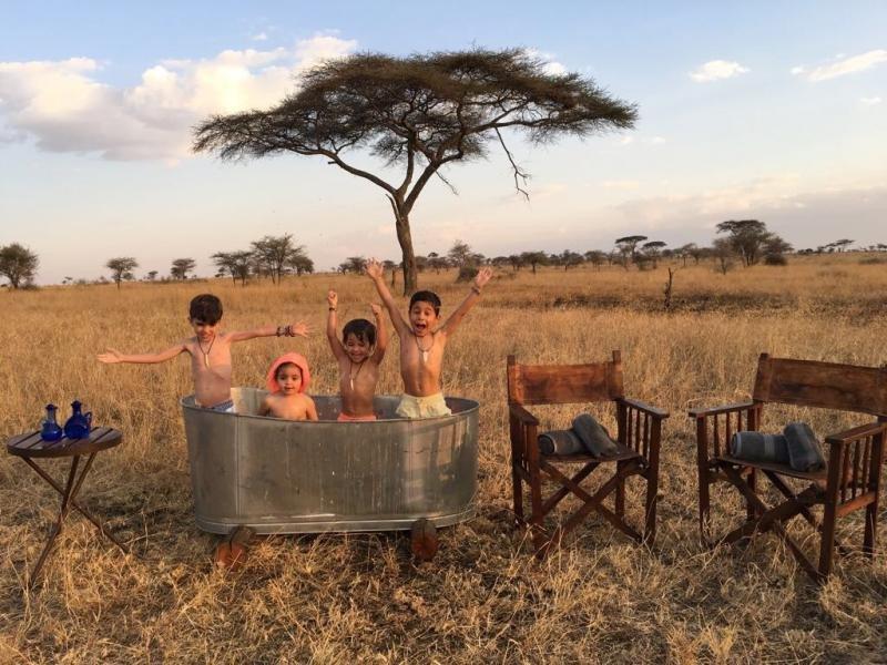 Los safaris especiales para familias se han diseñado pensando en los más pequeños de la casa, pero sin dejar a un lado las actividades para adultos.