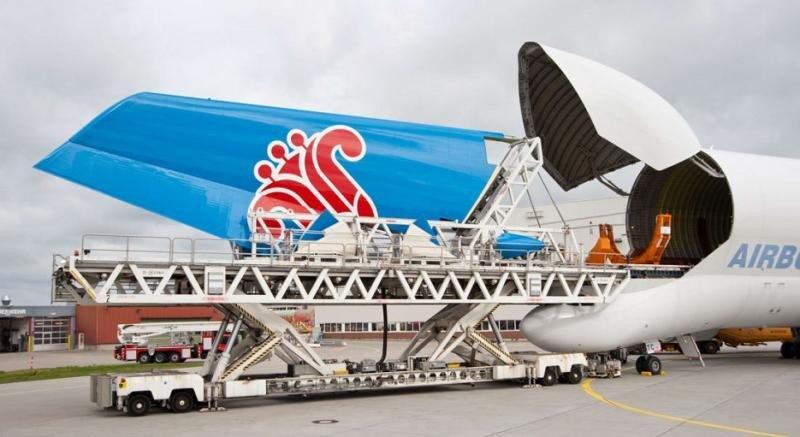 Airbus A380, un avión hecho con cuatro millones de piezas de 30 países