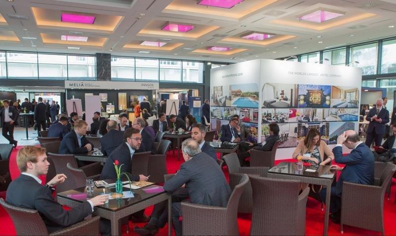 Cumbre hotelera mundial en Berlín: 2.300 profesionales de 80 países