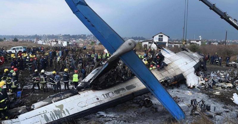Accidente de US-Bangla: ¿posible confusión entre pilotos y controladores? (Foto: AFP).