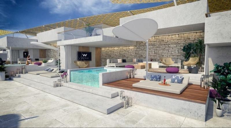Así será el W Marbella que abrirá sus puertas en 2021