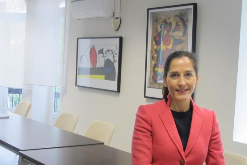 Mónica Figuerola explica que se prevé un gran crecimiento del mercado chino en los próximos años.