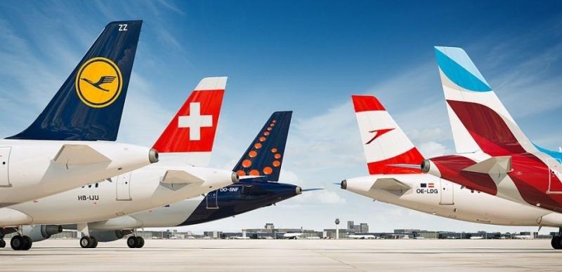 El grupo Lufthansa gana un récord de 2.364 M € en 2017