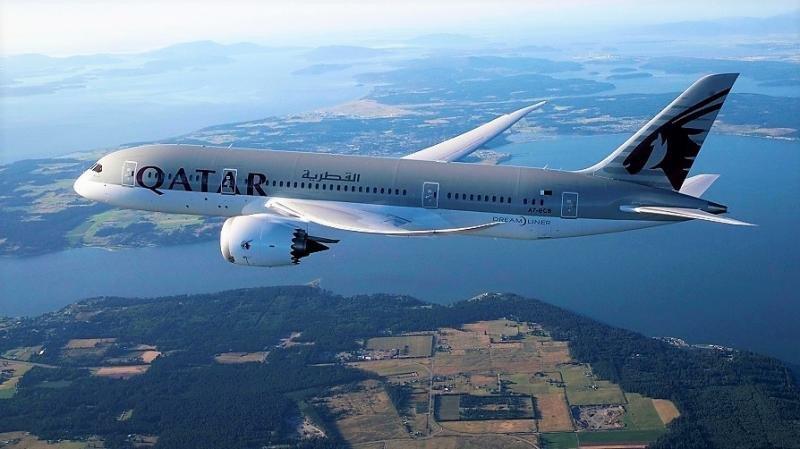 Qatar Airways unirá Málaga y Doha en verano con su 787 Dreamliner.
