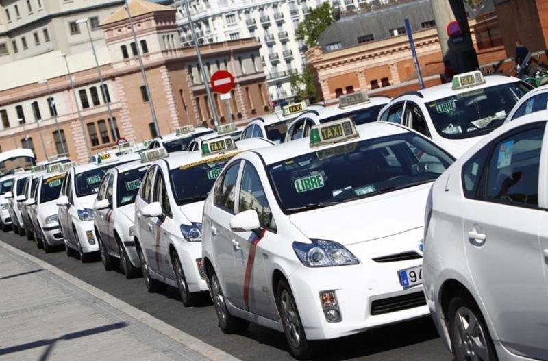 El taxi compartido nace en Madrid.
