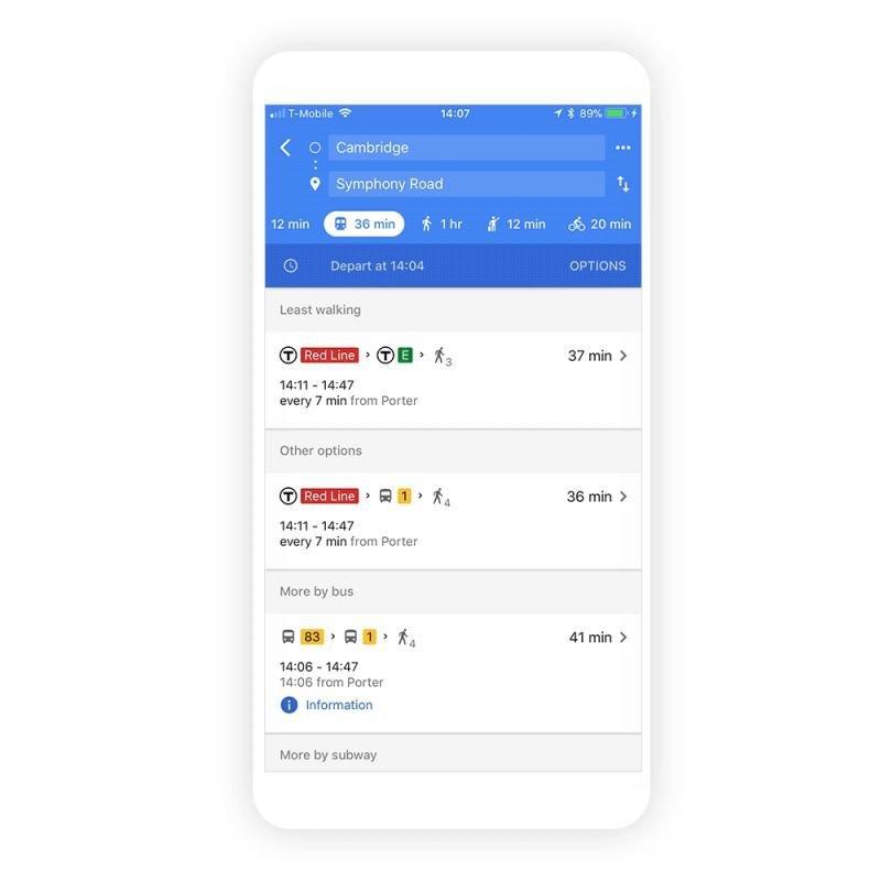 Google crea las rutas accesibles... Pero puede hacerlo mejor