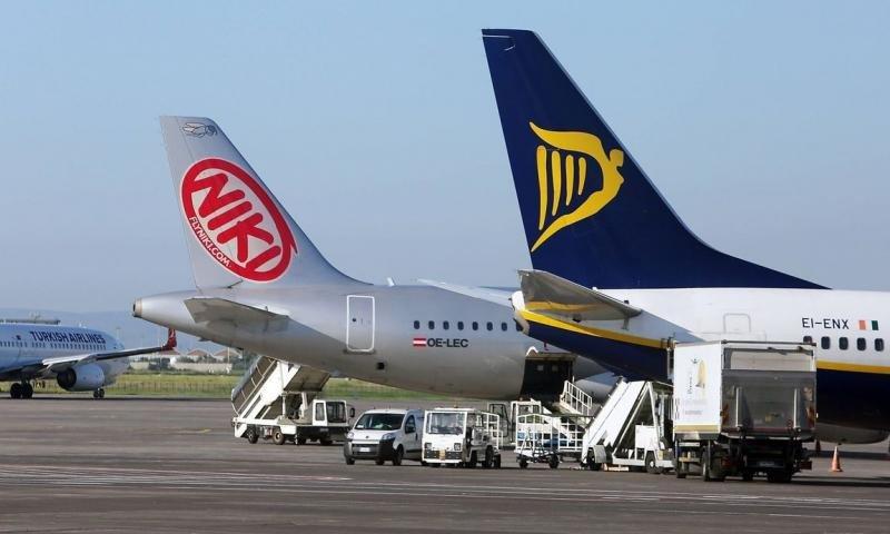 Ryanair compra la cuarta parte de Laudamotion, antes Niki (Foto:  imago/Frank Sorge Caro / Sorge).