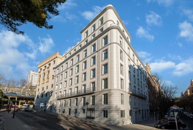El edificio Plaza de España Skyline by Be Mate, con 37 apartamentos de diseño, ha sido todo un éxito, según ha revelado Sarasola.