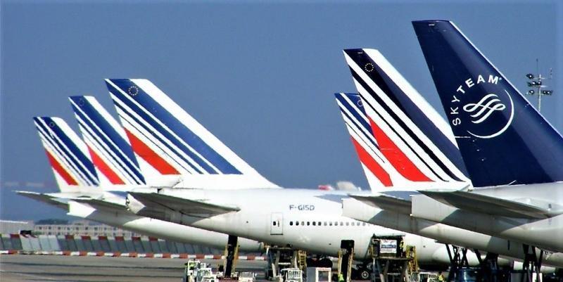 Huelga en Air France obliga a la cancelación del 25% de sus vuelos