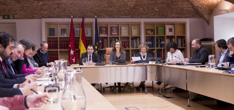 Marta Blanco, directora de general de Turismo de la Comunidad de Madrid, preside también la nueva entidad.