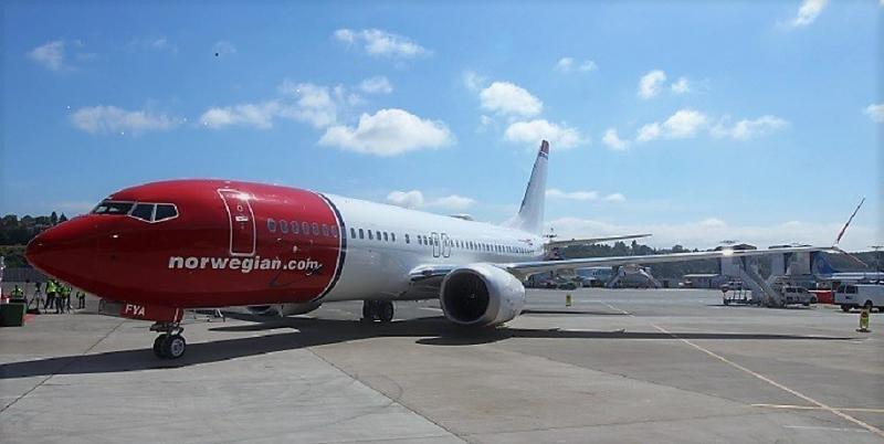 Norwegian abre en Tenerife N su tercera base en Canarias y octava en España