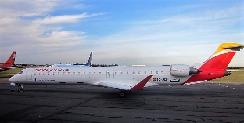 Air Nostrum abre nuevas rutas de España y  Argelia y Marruecos