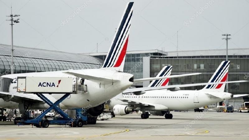 Air France: nuevas jornadas de huelga el 3 y el 7 de abril (Foto: roibu).