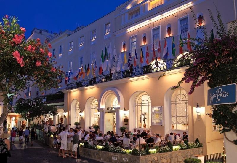Italia está en el Top 3 y Capri es uno de los destinos destacados que ofrece Airtours.
