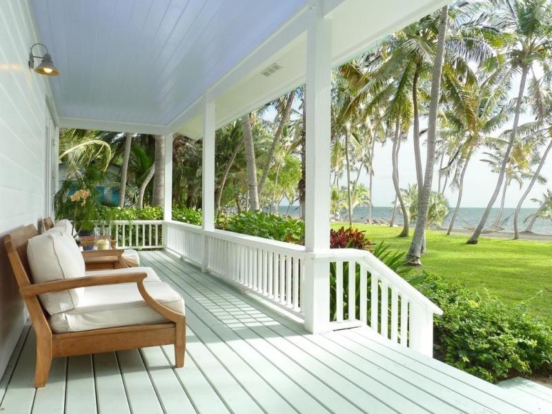 Las 19 villas de The Moorings Village, en Florida, sólo se limpian a petición para adaptarse a los horarios del cliente.