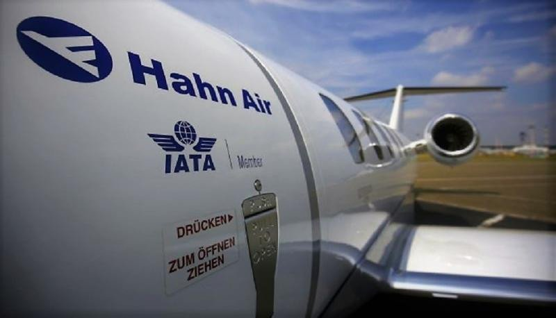 Hahn Air Lines, otra compañía alemana que apuesta por Mallorca este verano