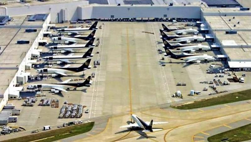 ¿Cómo suena un aeropuerto?