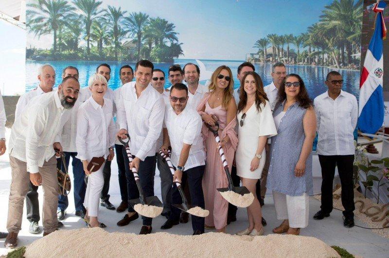 Grupo español Lopesan inicia obra de US$ 180 millones en nuevo hotel en Punta Cana