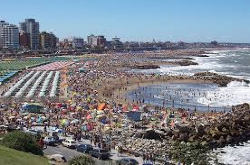 Desde el 15 de diciembre hasta el 28 de febrero, los visitantes que se movilizaron por Argentina desembolsaron un gasto de más de US$ 5.800 millones.