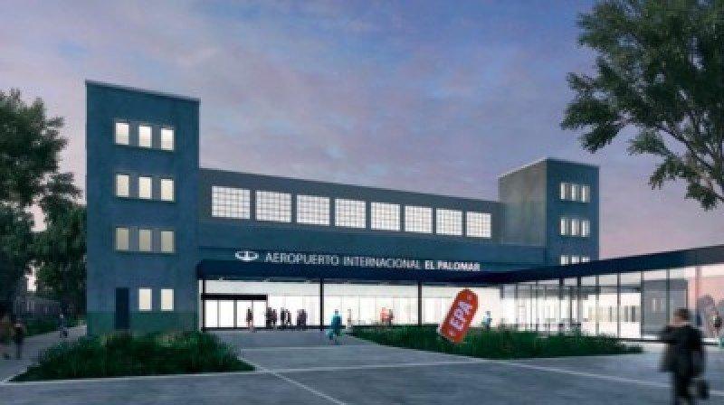 Las obras del aeropuerto El Palomar a debate en audiencias públicas
