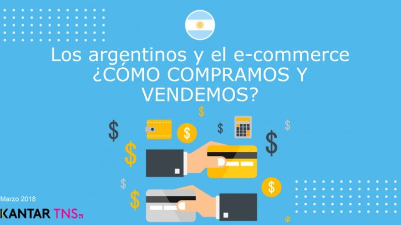 Turismo logra la mayor facturación e-commerce de Argentina en 2017
