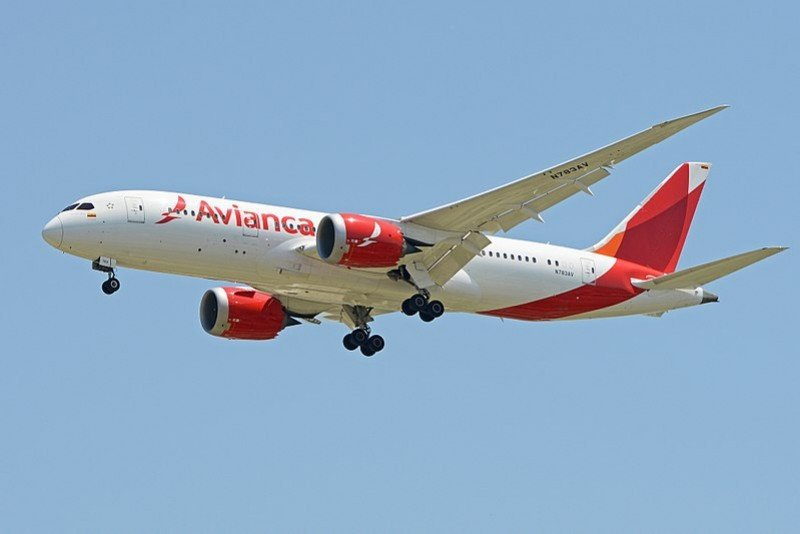 Avianca transportó más de 2,3 millones de pasajeros en febrero