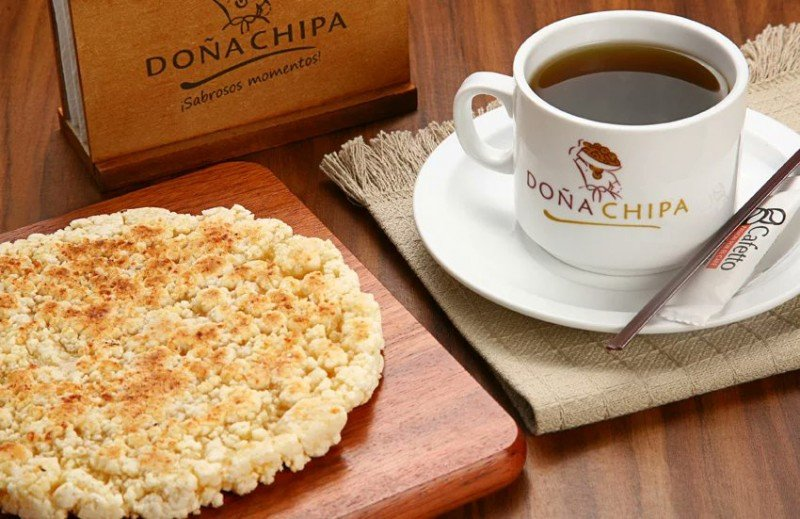 Paraguay apuesta a la tentación en aromas y sabores.