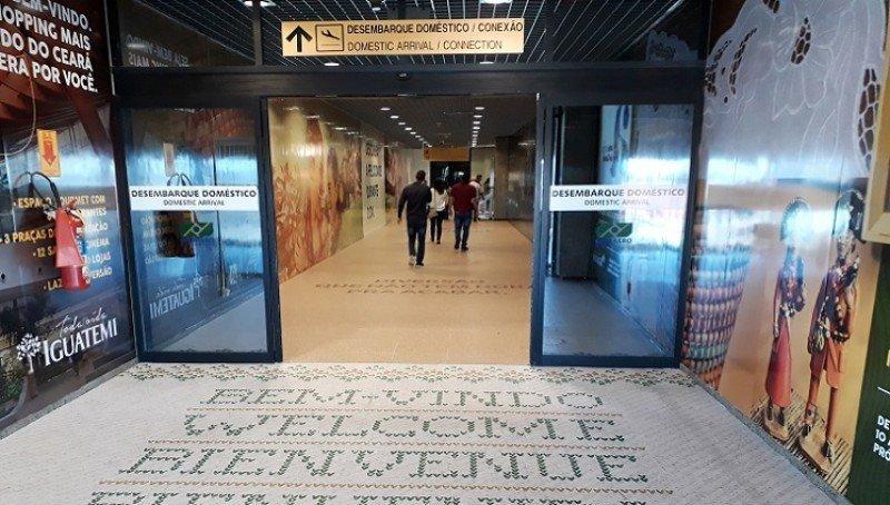 Aeropuerto de Fortaleza.