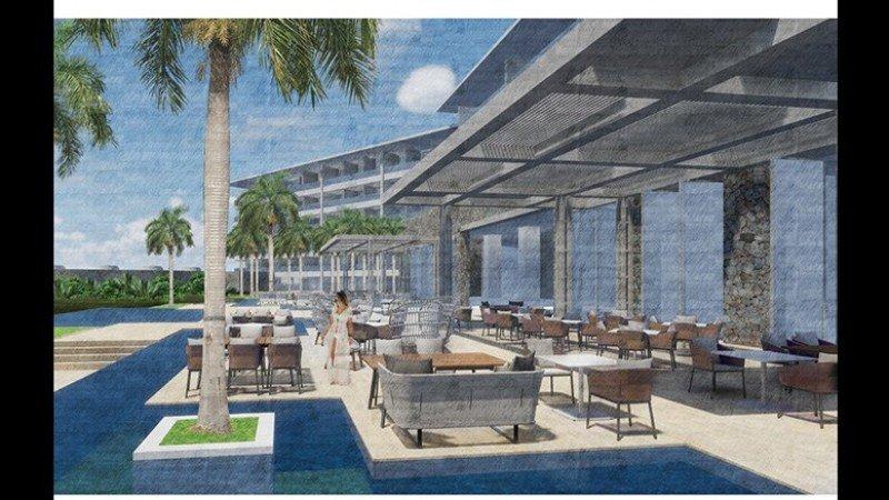 Proyecto del nuevo Conrad Playa Mita en el Pacífico mexicano.