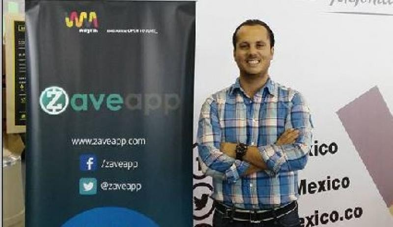 Octavio Novelo, CEO y cofundador de Zaveapp.