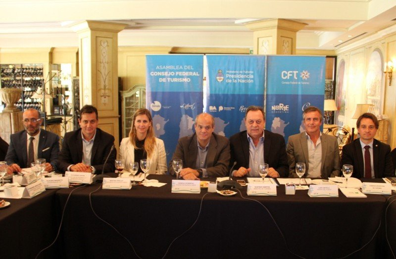 Argentina: Gonzalo Robredo es el nuevo presidente del CFT