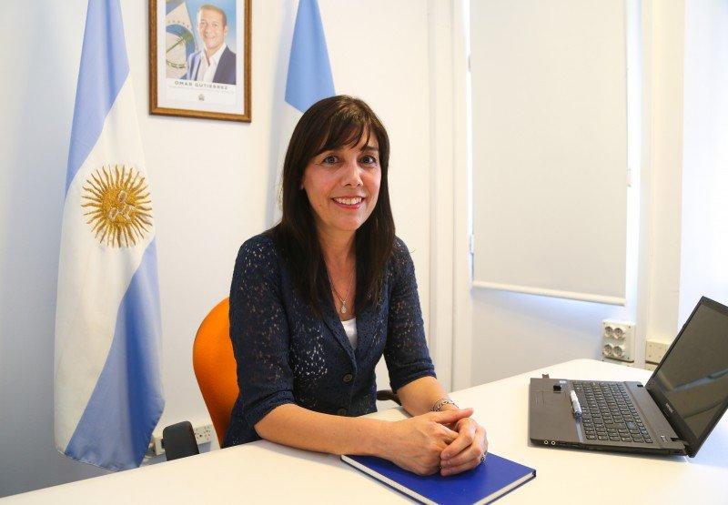 Marisa Focarazzo, Ministra de Turismo de Neuquén.