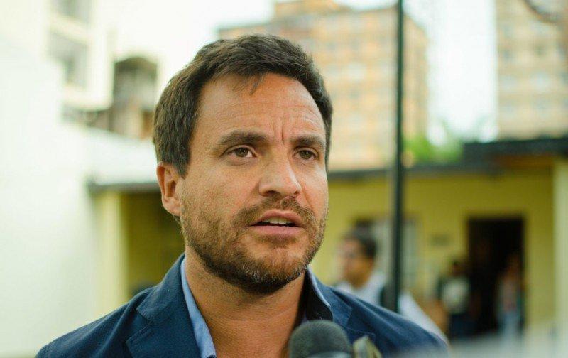 Federico Posadas, Ministro de Cultura y Turismo de Jujuy. (Foto: Gobierno de la provincia de Jujuy).