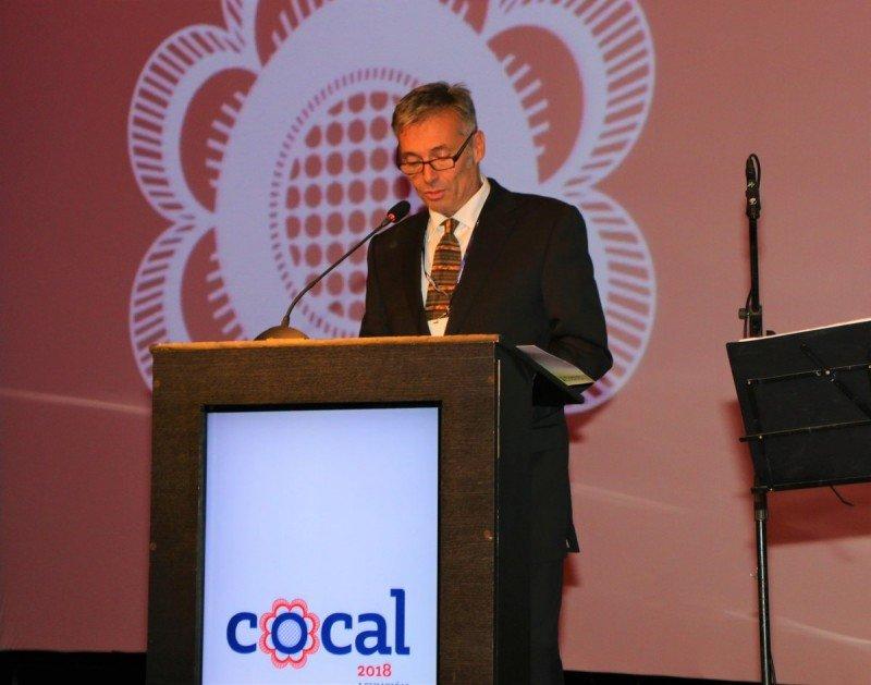 El argentino Pablo Weil encabezará la directiva de COCAL en el período 2018-2020.