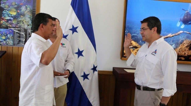 Presidente de Honduras eleva a ministerio el Instituto de Turismo