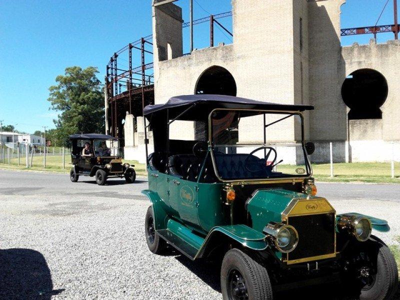 Los city car históricos tienen motores a batería, transmisión automática y una autonomía de 100 km.