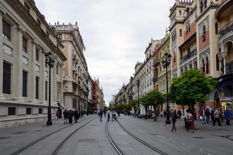 El casco histórico de la ciudad es usado a menudo para los rodajes.