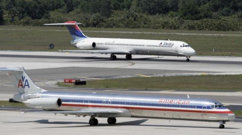 American y Delta ofrecerán previsiblemente vuelos desde Miami. Foto: NY Daily News.