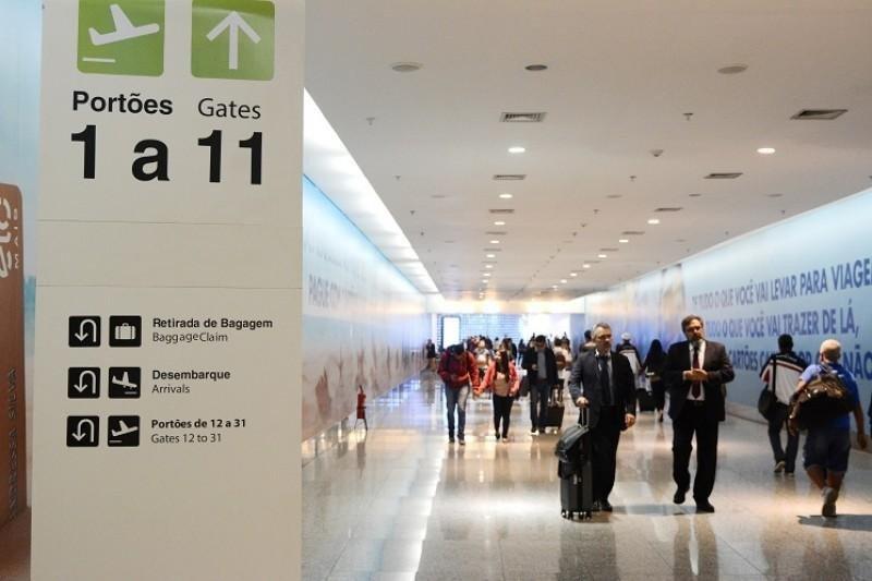 Los TTOO de Brasil registran un 26% más de viajes internacionales