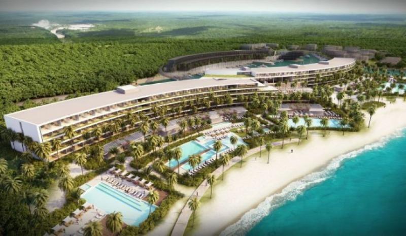 Meliá abrirá el Paradisus Playa Mujeres a comienzos de 2019