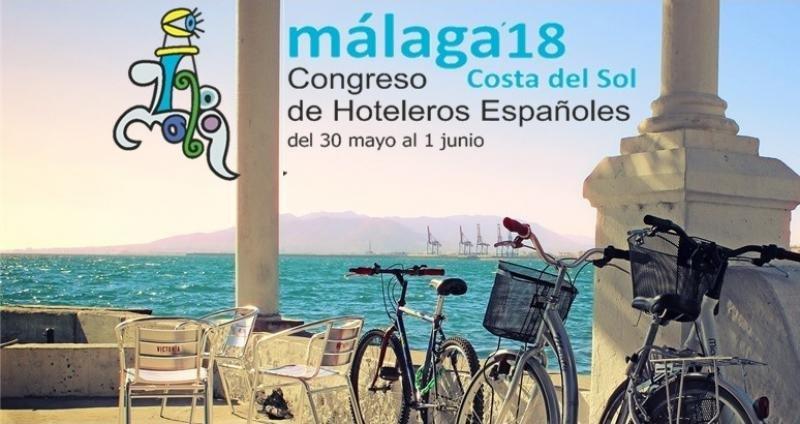 Más de 20 entidades colaborarán con el Congreso de Hoteleros Españoles