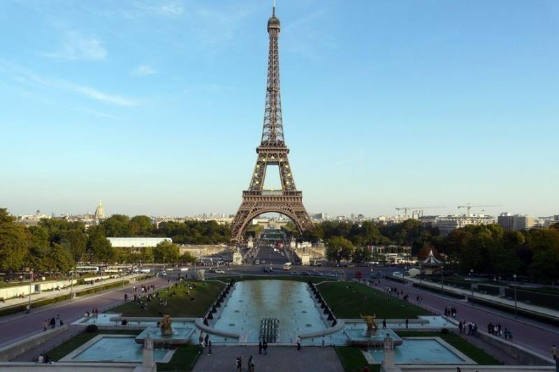 París y su región registraron 33,8 millones de clientes en los hoteles en 2017, un 9,5% más que en 2016.