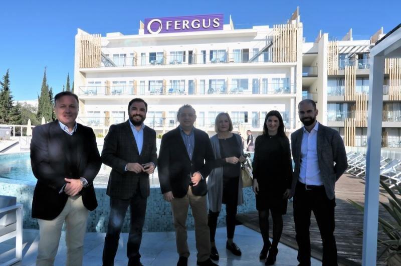 Fergus abrirá todo el año el hotel Style Palmanova