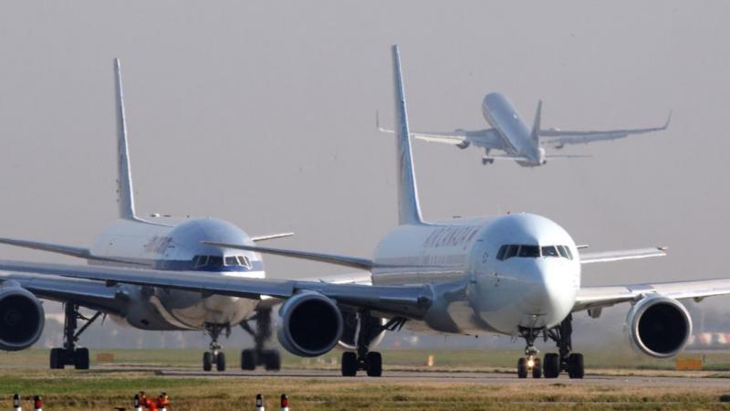 La demanda del transporte aéreo pega un acelerón en febrero