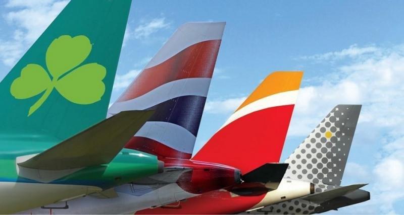 El tráfico de IAG se dispara un 8,5% hasta marzo y el de Vueling un 18%